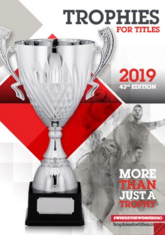 Trophies for Titles 2019