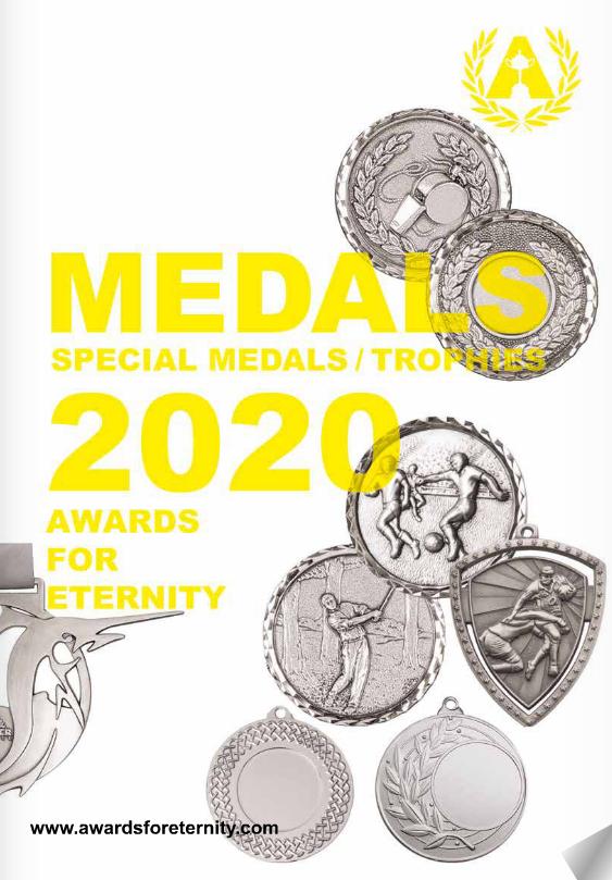 Awards For Eternity 2020